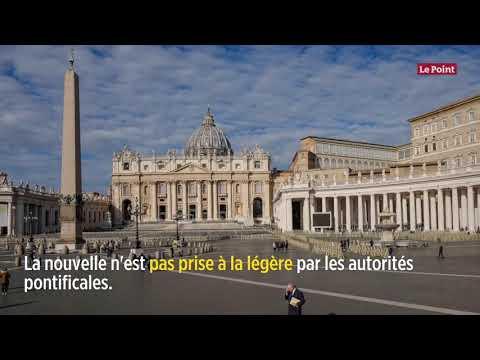 Coronavirus: peur sur le Vatican