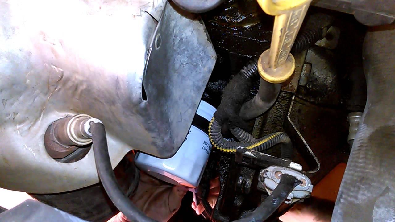 1999 Chevy Cavalier Fuel Filter Location