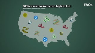 STDs at all-time-high: How did we get here? | Just the FAQs