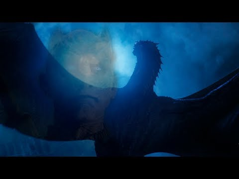 Король Ночи и Что Стало с Призраком и Драконом Рейгалем | 8 Сезон