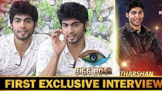 Bike-அ வித்து, அந்த காசுலதான் இங்க வந்தேன்... | Bigg Boss Season 3 Actor Tharshan Interview | TOC