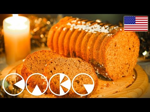 HONEY BREAD - HONEY CAKE Recipe