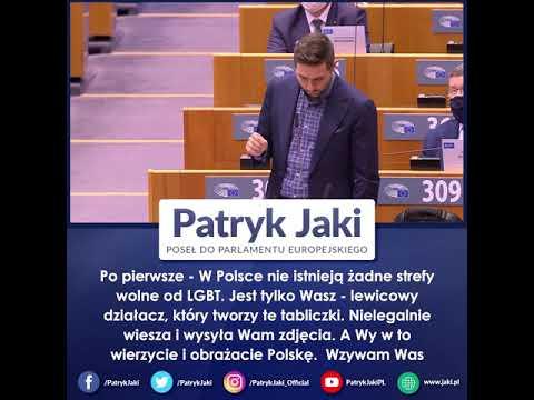 Jaki emocjonalnie broni Polski w Brukseli!