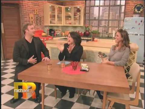 Jay Mohr On RACHAEL RAY Show