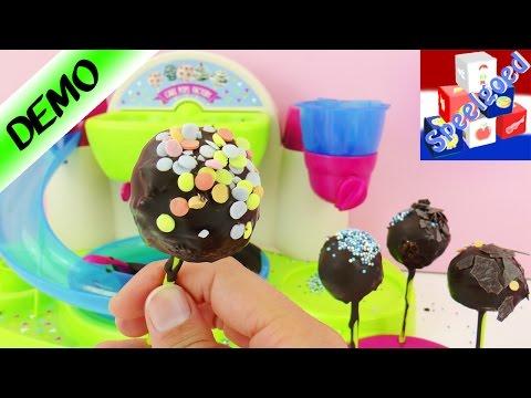 CAKE POP Factory van Smoby | Gave set voor kinderen | Cake Pops zelf maken DEMO