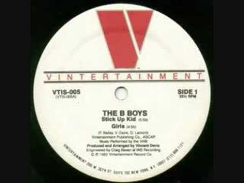 THE B-BOYS-girls