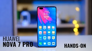 Huawei Nova 7 Pro Hands-on & Impressions : Better than iPhone SE (2020) & OnePlus 8 ?