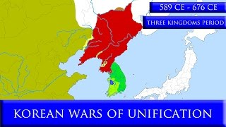 Korean Wars of Unification (7th Century)
