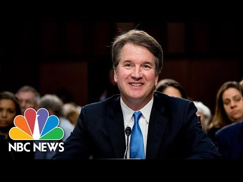 Brett Kavanaugh Supreme Court Confirmation Hearing | NBC News