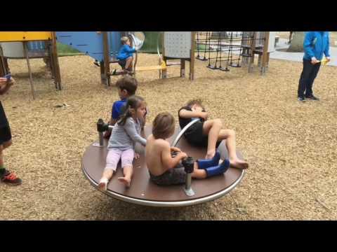 Upgraded Grey Lynn Playground