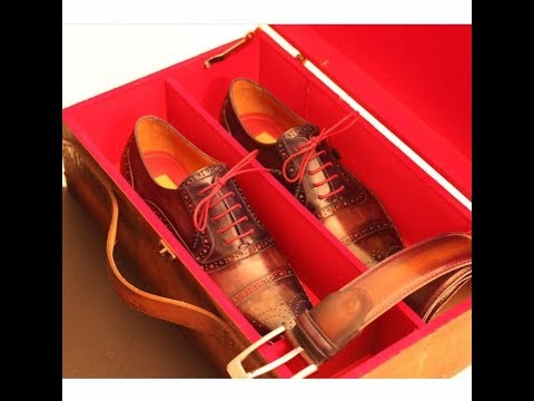 PAUL PARKMAN ® How luxury shoes are made