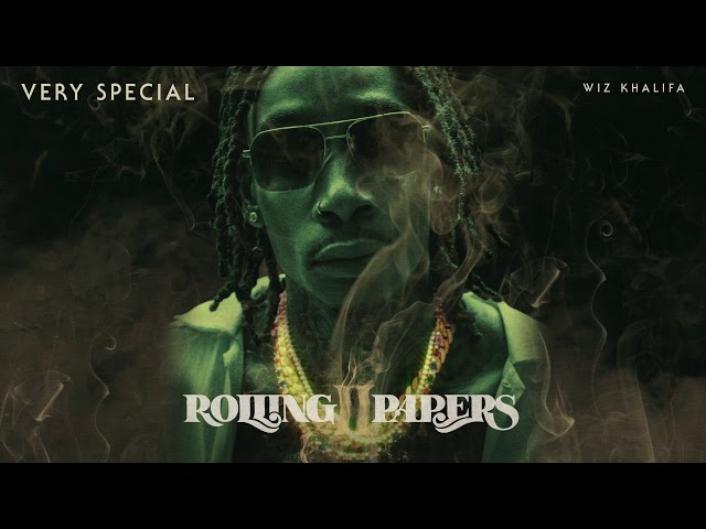 Wiz Khalifa - Very Special [Official Audio]