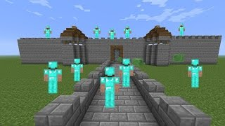 ГРИФЕРЫ ПРОТИВ ГРИФЕРОВ ! ЗАХВАТ ЗАМКА ! Minecraft