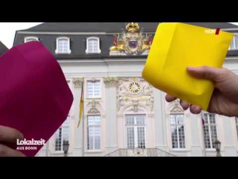 TV Doku: Deutsche Post DHL mit Rekordgewinnen -  warum ist die Stadt Bonn trotzdem pleite?