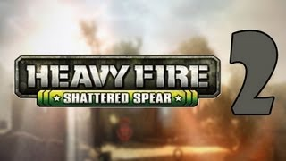 Heavy Fire Shattered Spear - Let