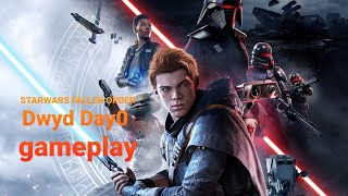 Star Wars Fallen Order DWYD Day 0 Gameplay