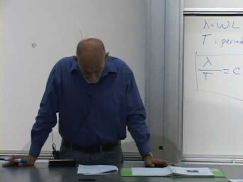 Lecture 1 | New Revolutions in Particle Physics: Basic Conce