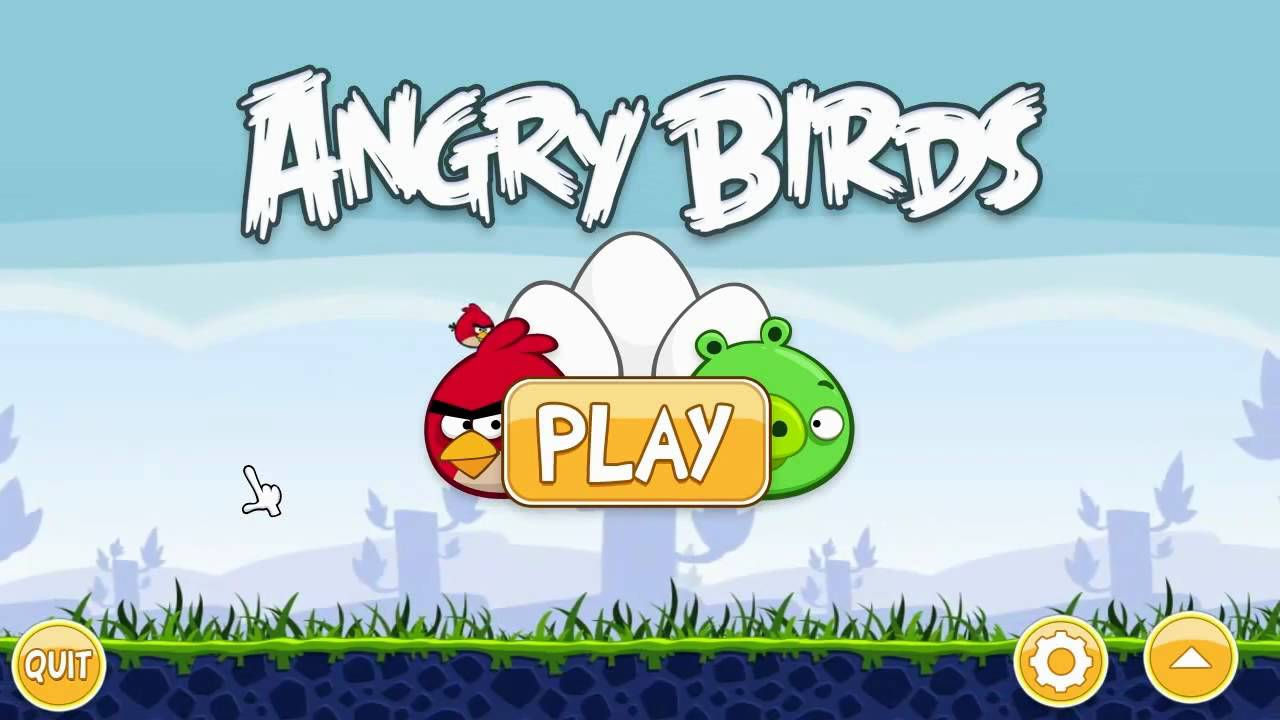 Lets play angry birds 01 one for the wife youtube voltagebd