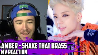 Amber(엠버) - Shake That Brass(쉐이크댓브라스)   MV Reaction