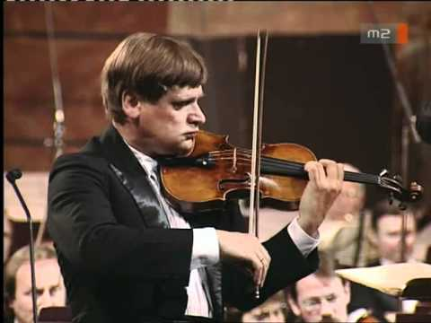 András Ágoston plays Beethoven Violin Concerto in D major, O