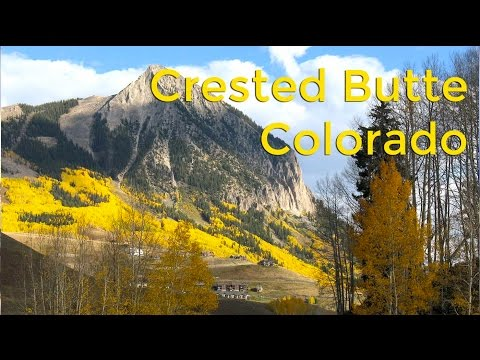 What To Do in Crested Butte Colorado- Road Trip Part 5