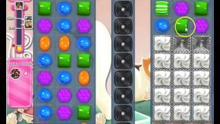 Candy Crush Saga Level 341 Basic strategy NoBoosters