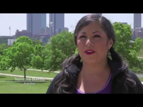 Fort Worth Trinity Trails Video