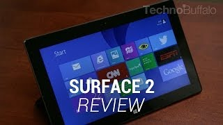Microsoft Surface 2 Review