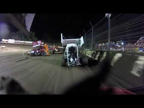 Port City Raceway 8-03-19 Sportsman A-Feature - BRE