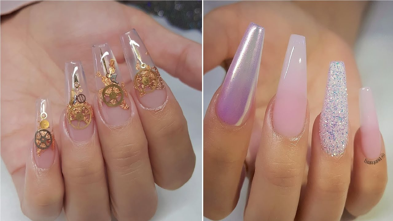 Get Inspired With These Amazing Acrylic Nail Ideas   The Best Nail Art Designs