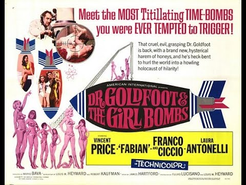 Download The Fantastic Films of Vincent Price #64 - Dr. Goldfoot and the Girl Bombs
