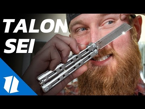 Top 5 EDC Knives with Talon Sei   Knife Banter Ep. 80
