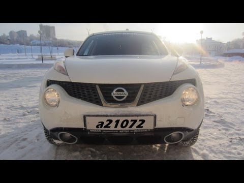 Nissan Juke Тест драйв.Anton Avtoman.