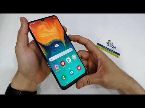 Samsung Galaxy A50 /A30 / A20 / A10  How to TAKE SCREENSHOT on Samsung Galaxy 2019 -- GSM GUIDE.