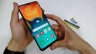 Samsung Galaxy A50 /A30 / A20 / A10  How to TAKE SCREENSHOT on Samsung Galaxy 2019 -- GSM GUIDE