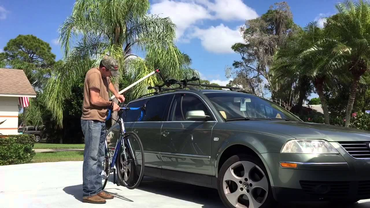 Vw Bike Lift Youtube
