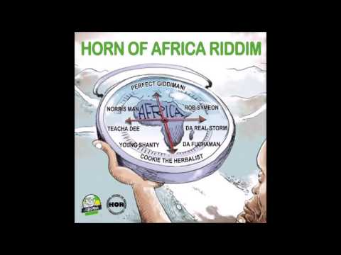 Young Shanty  I Try Riddim 2016 Horn Of Africa  Giddimani Records