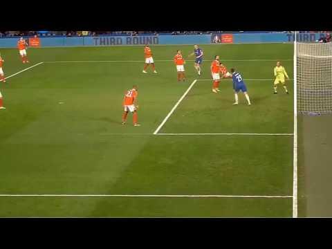 Alvaro Morata misses open Goal vs Nottingham Forest