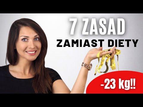 JAK SCHUDNĄĆ 23 KG? 7 ZASAD ZAMIAST DIETY | SoSpecial