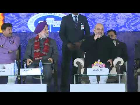 Shri Amit Shah lays the foundation stone of Integrated Development of East Delhi Hub in New Delhi