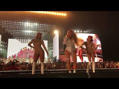 Beyoncé - Get Me Bodied (feat. Solange) / Single Ladies (Put A Ring On It) [Coachella Weekend 2]