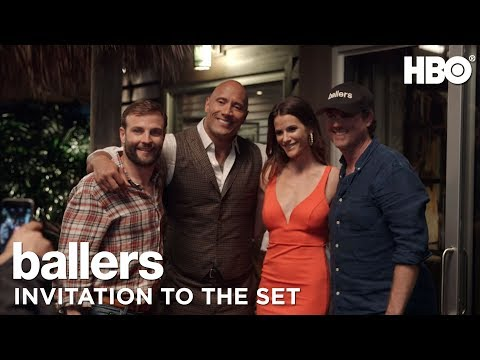 Worth Every Second with Wes Welker on the Set of Ballers (HBO)