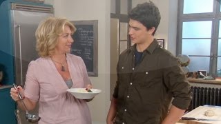 Egg Noodle Soup - Cooking With The Boys - Mad Hungry With Lucinda Scala Quinn