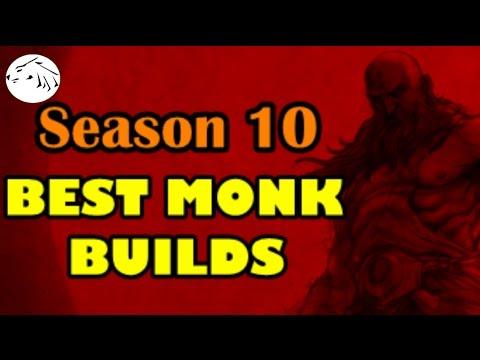 Best Monk Builds In Diablo  Season