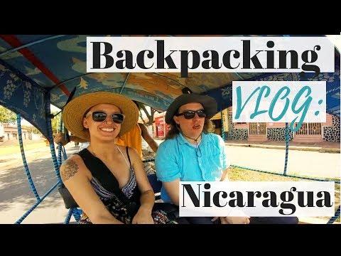My 3 Week Backpacking Trip in Nicaragua -- Travel VLOG!