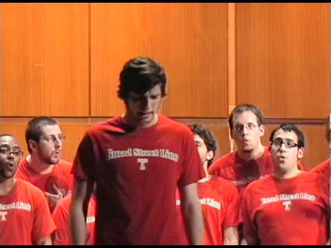 Otherside - Red Hot Chili Peppers - Broad Street Line A CAPPELLA