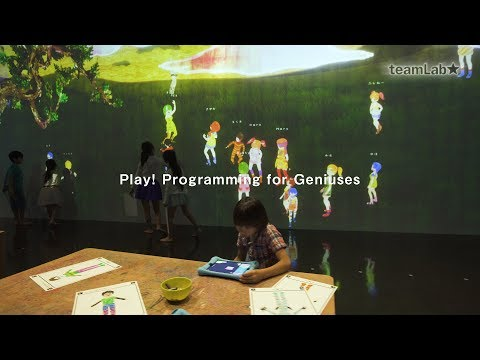 Play! Programming for Geniuses