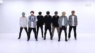 BTS (방탄소년단) - 'DNA'  instrumental dance practice (minus)