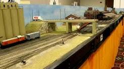Railroad Model Craftsman Milwaukee Layout