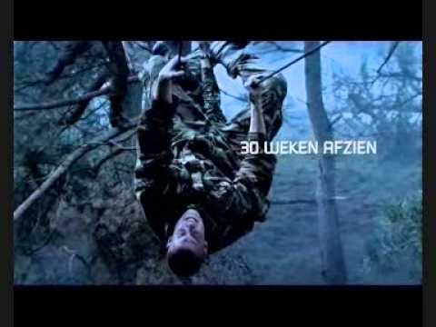 Dutch Marine Corps training motivation video